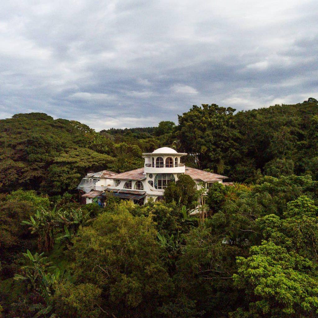 Hotel Finca Rosa Blanca costa rica