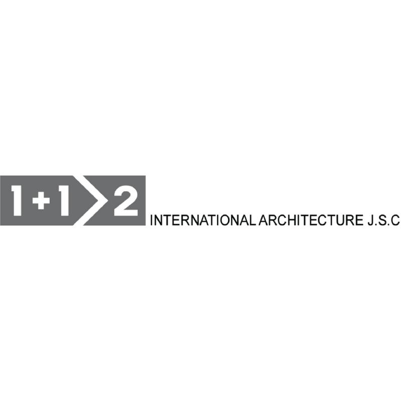 1+1>2 logo